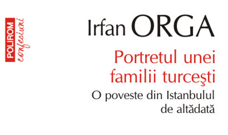 """Portretul unei familii turcesti"" a intrat in librariile din toata tara"