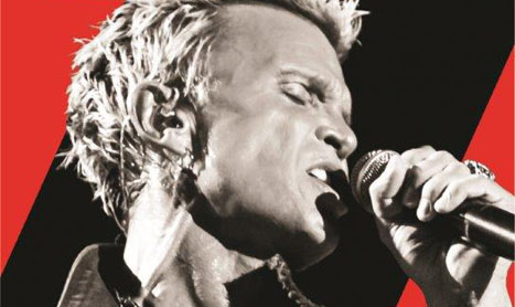 Billy Idol revine in Romania pe 29 iunie