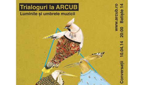 Trialogurile devin muzicale pe 10 aprilie