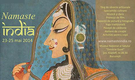 """Festivalul """"Namaste India"""" se pregateste pentru editia a sasea"""