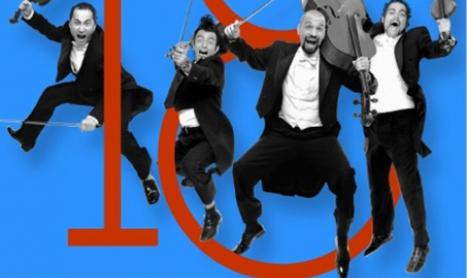 Compania de teatru Yllana aduce PaGAGnini la ARCUB