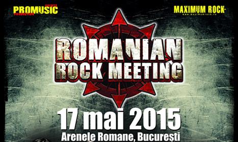 S-au pus in vanzare biletele pentru Romanian Rock Meeting