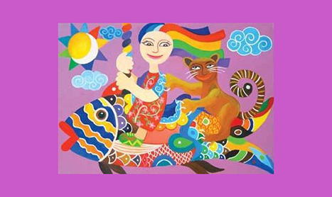 Scoala de vara: Primii pasi in arta pentru copii