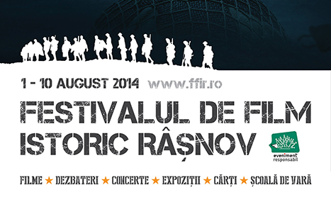 """Closer to the moon"" deschide Festivalul de Film Istoric de la Rasnov"