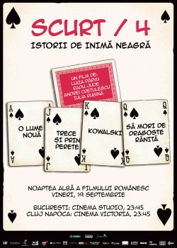 """""""Scurt/4: Istorii de inima neagra"""", proiect omnibus"""