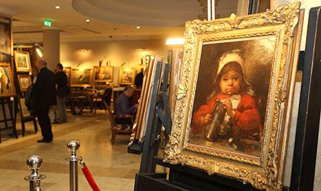 Noul sezon al pietei de arta a avut un start… de colectie