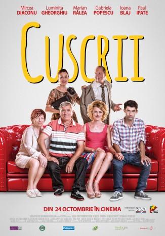 "Comedia ""Cuscrii"", in cinematografe din 24 octombrie"