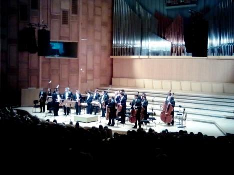 Variatiuni din La traviata interpretate de Alexandru Tomescu