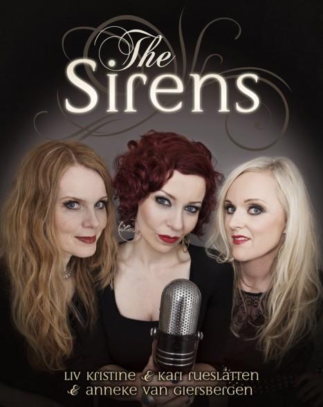 Ascultati primele doua piese THE SIRENS!