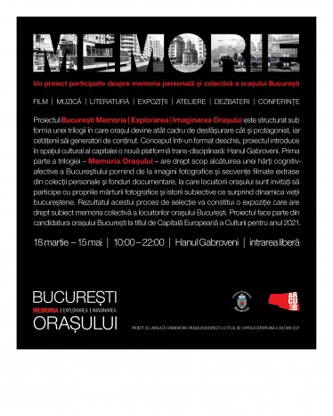 Bucuresti, candidat la titlul de Capitala Europeana a Culturii in 2021