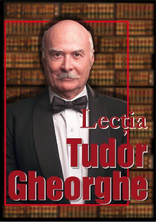 """Tudor Gheorghe va preda o """"Lectie"""" la Sala Palatului"""