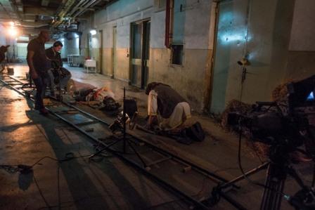 """""""Salonul nr. 6"""" al lui Cehov adaptat pentru televiziune de TVR"""
