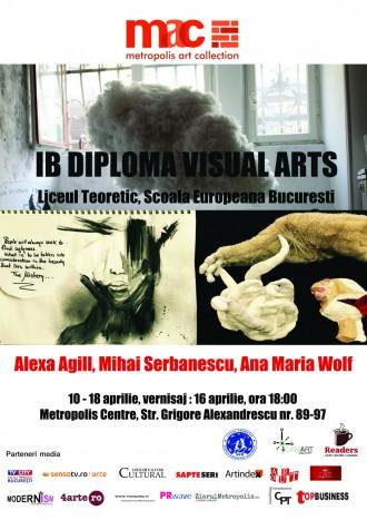 Expozitie IB DIPLOMA VISUAL ARTS