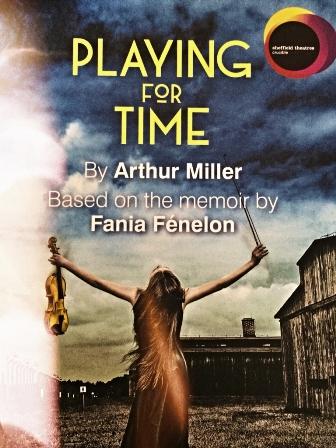 """""""Playing for Time"""" de Arthur Miller cu Sian Phillips pe o scena englezeasca"""