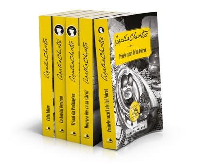 Agatha Christie sarbatorita de Editura Litera