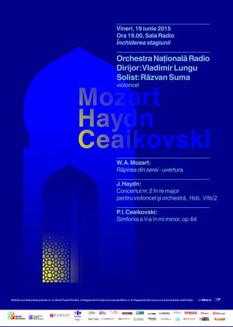 Orchestra Nationala Radio la final de stagiune