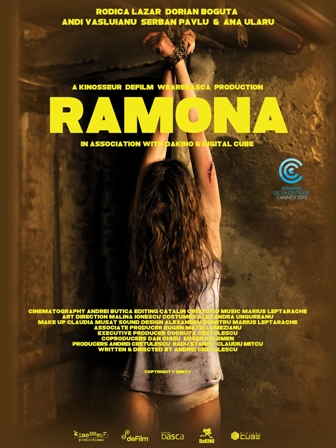 """""""RAMONA"""" in selectia oficiala """"Curtas do Vila do Conde"""""""