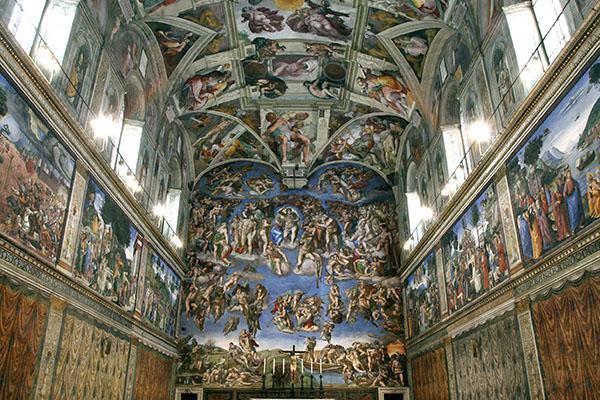 Conferinta la FCV: Capela Sixtina si pictura Renasterii Italiene