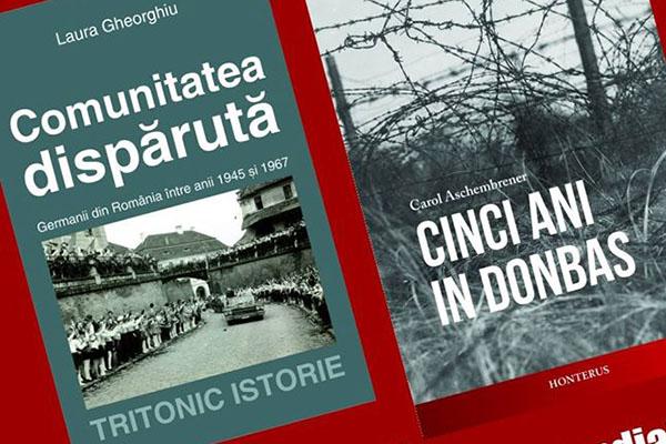 "Volumul istoric ""Comunitatea disparuta"" se lanseaza la Sibiu"