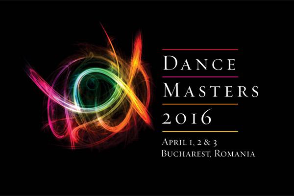 1-3 aprilie: Dance Masters 2016