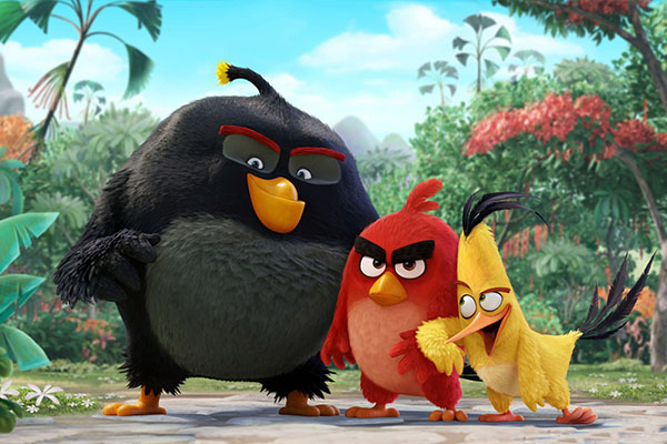 "Trailer ""The Angry Birds Movie"""