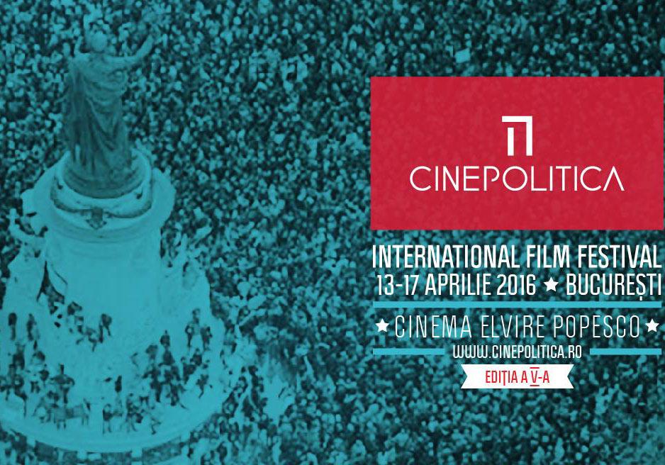 Cinepolitica se pregateste pentru a cincea editie