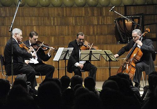 Cvartetul Voces canta Haydn 100%