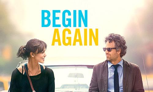 """Digi Film va invita sa incepeti o noua viata: """"Begin Again"""""""