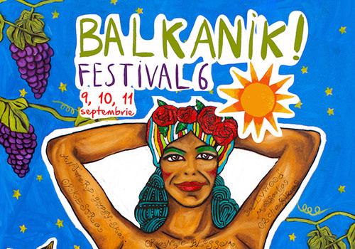 9-11 septembrie: Balkanik Festival