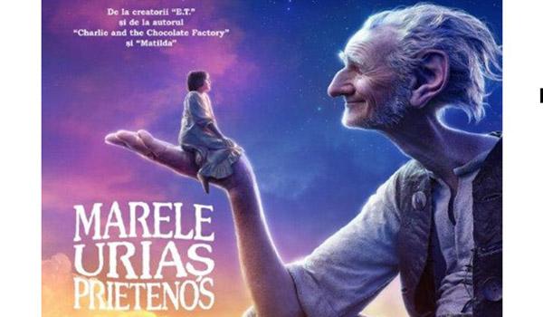 "Trailer ""Marele Urias Prietenos"""