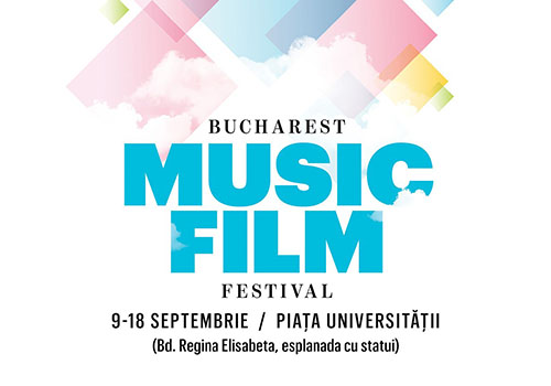 Se apropie editia a 11-a a Bucharest Music Film Festival