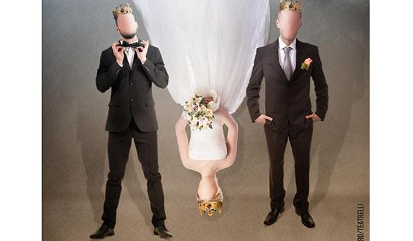 """Casatorie in 3"", o comedie contemporana"
