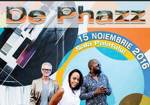 De Phazz isi promoveaza noul album si in Romania
