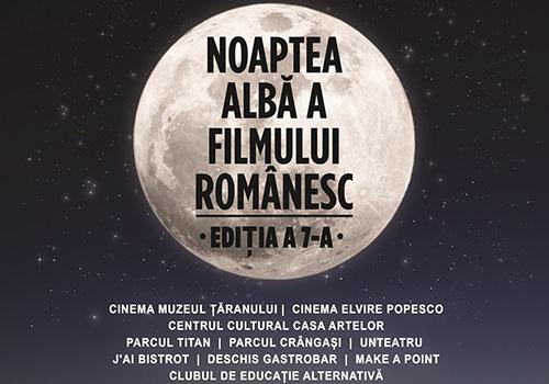 Ce ni se pregateste la Noaptea Alba a Filmului Romanesc