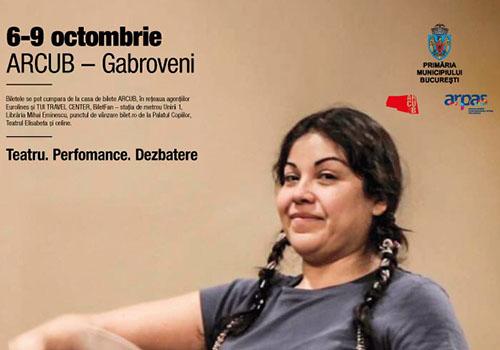 6-9 octombrie: Platforma Internationala de Teatru Bucuresti