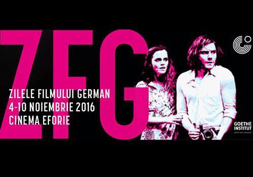 4-10 noiembrie: Zilele Filmului German