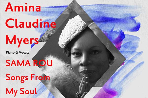 Amina Claudine Myers isi prezinta noul album la Artist In Residence