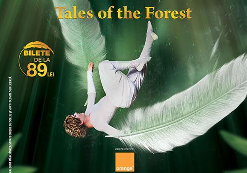 "Cirque du Soleil aduce spectacolul ""Varekai"" la Romexpo"