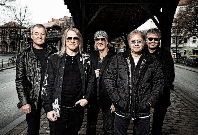 Deep Purple revine in Romania anul viitor
