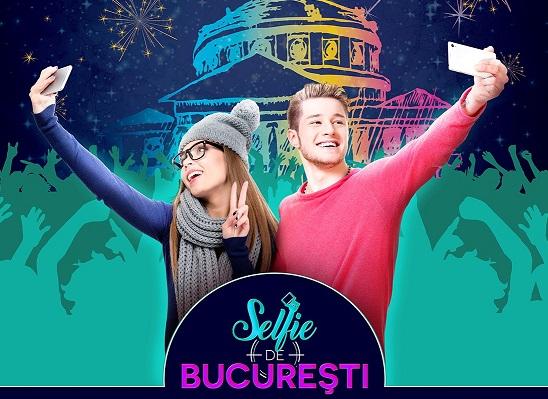 Arcub va invita la Revelion in Piata George Enescu