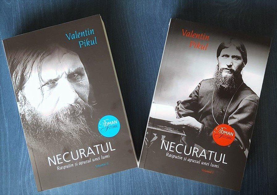 """Valentin Pikul: """"Necuratul"""" – volumul 1"""