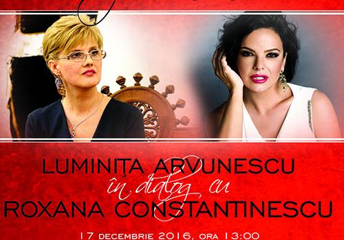 Mezzosoprana Roxana Constantinescu este invitata la OPERA FANtastica