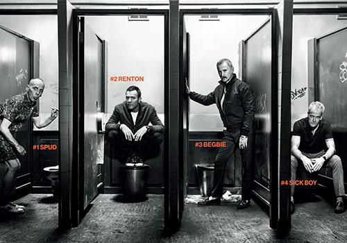 """T2 Trainspotting"" intra in cinematografe pe 24 februarie"