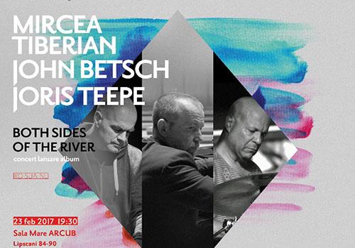 "Concert de jazz: ""Both sides of the river"""