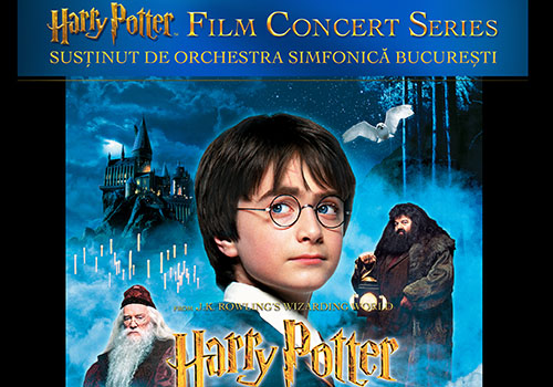 Sarbatoreste 1 iunie cu Harry Potter… in concert