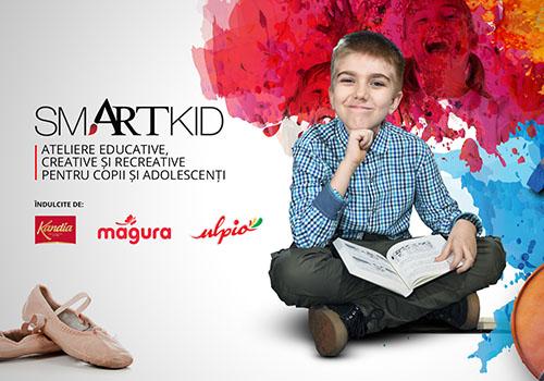 Atelier smARTkid (6 – 9 ani) despre poezie