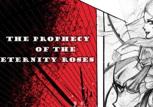 "Mara Dumitru: ""The Prophecy of the Eternity Roses"""