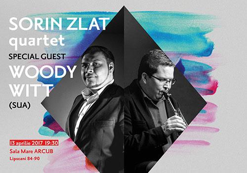 Sorin Zlat Quartet concerteaza pe 13 martie in Capitala