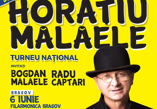 "Horatiu si Bogdan Malaele prezinta o ""Editie speciala"""