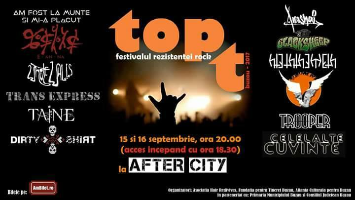 Top T Buzau revine in circuitul festivalier cu editia numarul 30